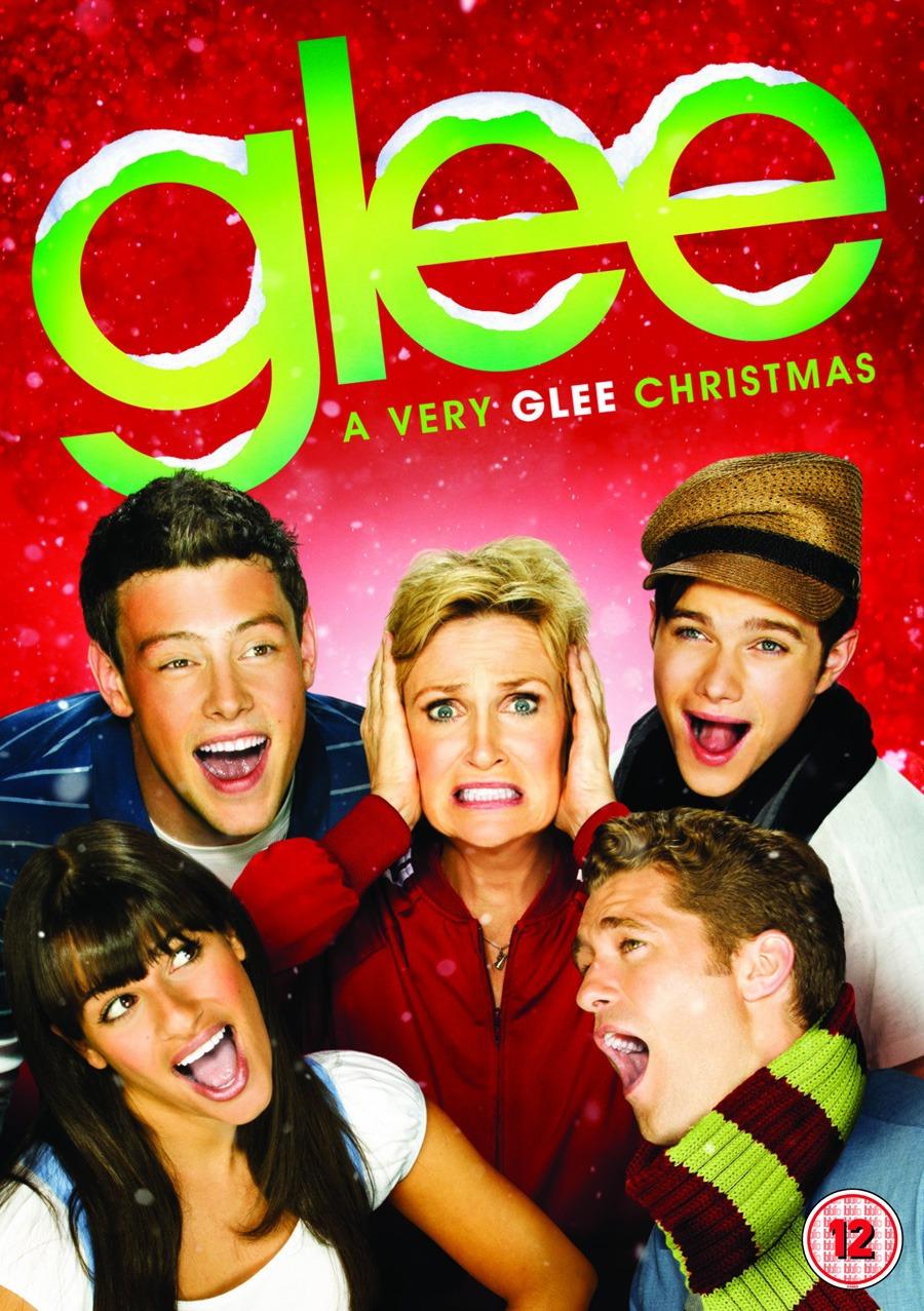 Image - Glee A Very Glee Christmas Dvd Cover.jpg | Glee TV Show ...
