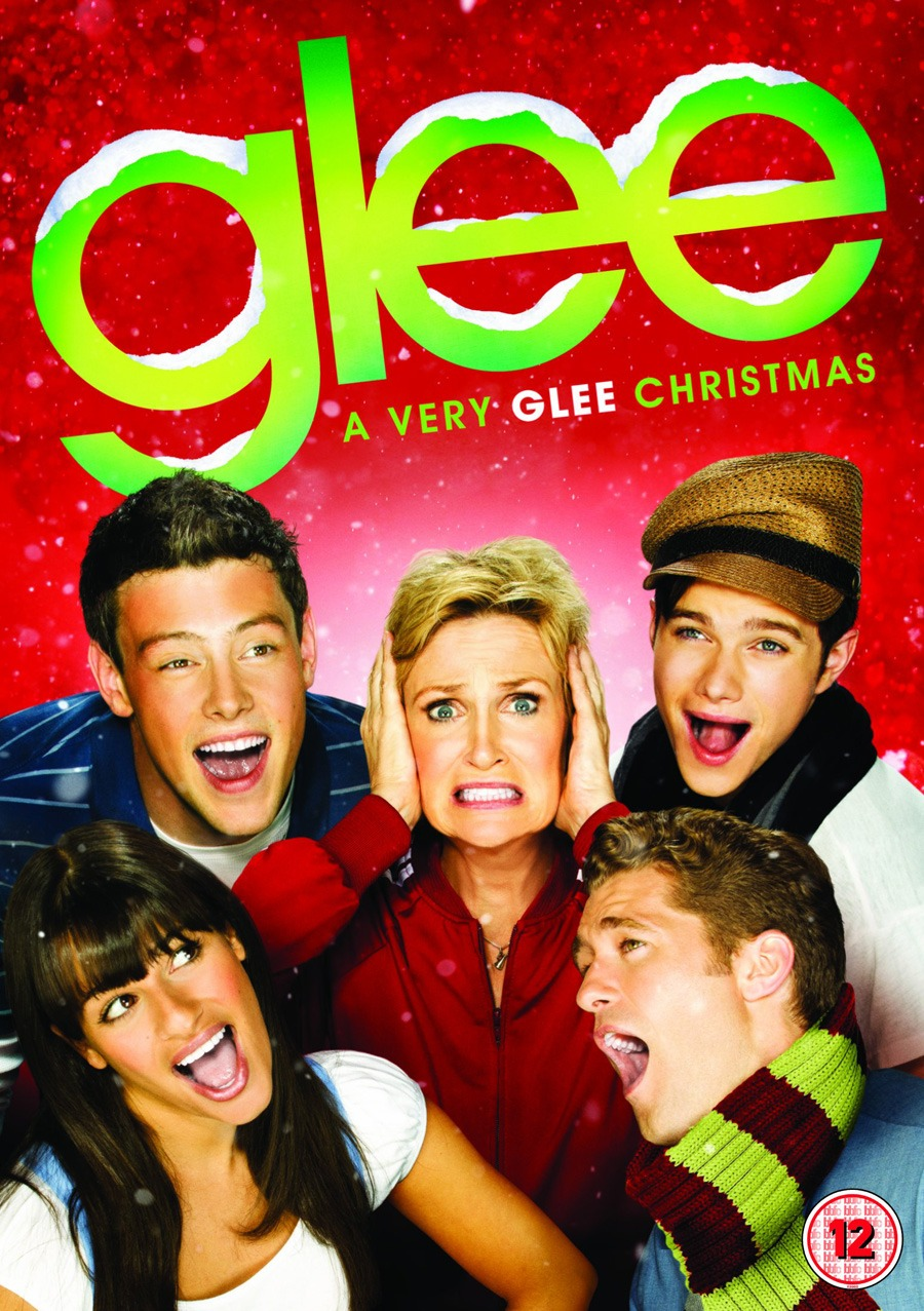 Image - Glee A Very Glee Christmas Dvd Cover.jpg | Glee TV Show Wiki ...