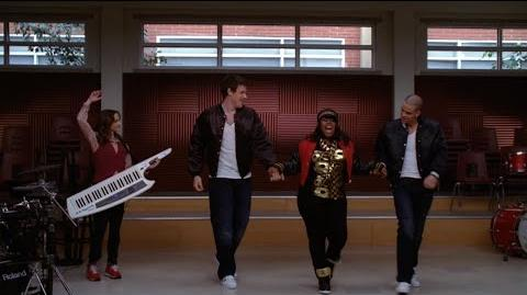 GLEE - Good Vibrations (Full Performance) HD