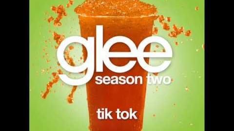 Glee - Tik Tok (Acapella)