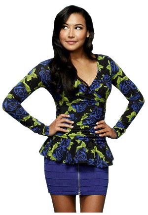 Santana Season 4 Pose