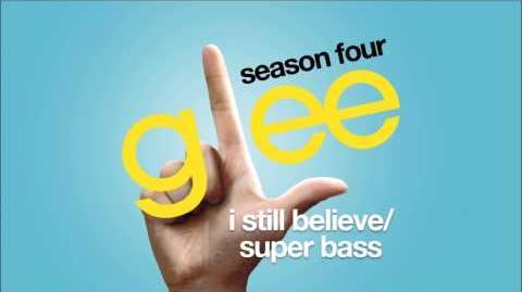 I Still Believe Super Bass Glee HD FULL STUDIO