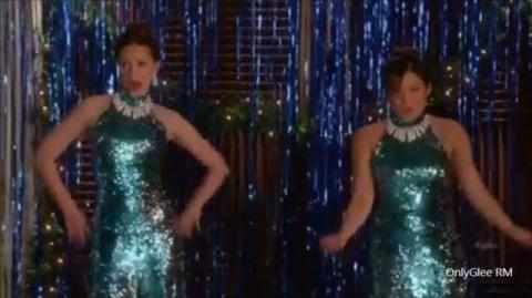 "GLEE ""Love Child"" (Full Performance) From ""Previously Unaired Christmas"""