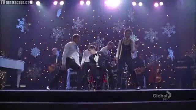 No scrubs - Glee cast-SD