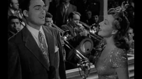 """Orchestra Wives (1942) - """"At Last"""""""