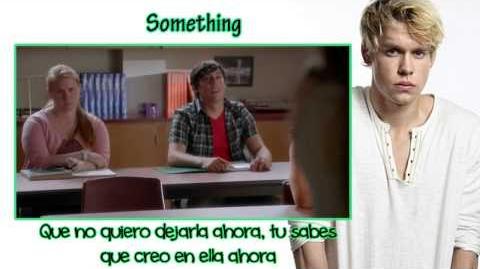 Glee - Something Sub Esp Vídeo
