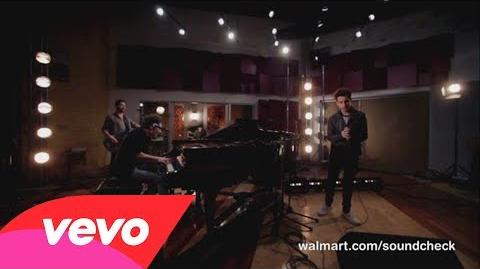A Great Big World - Day 20 - Performance This Is the New Year (Live)