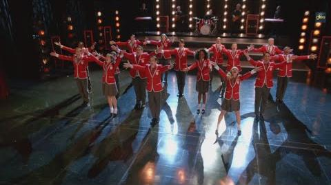 "GLEE Full Performance of ""Rise"" from ""The Rise and Fall of Sue Sylvester"""
