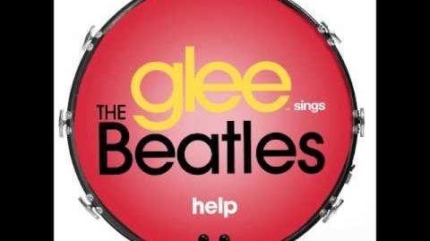 Glee - Help (DOWNLOAD MP3 LYRICS)