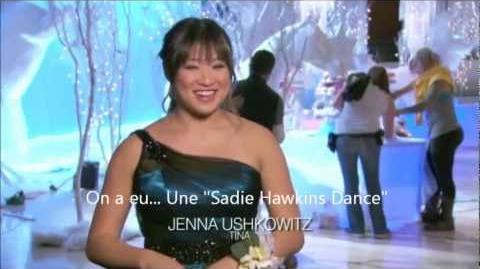 """Glee - Sneak Peek 4x11 """"Sadie Hawkins"""" VOSTFR"""