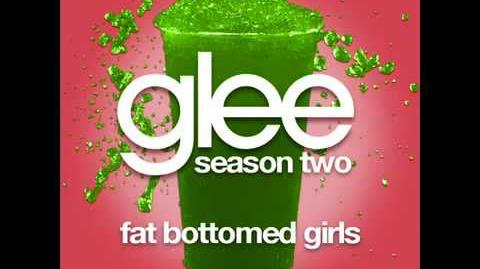 Glee Cast Fat Bottomed Girls Full Song - The Glee Cast Sing Queen's Fat Bottomed Girls