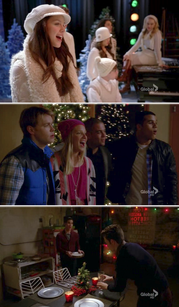 Have Yourself a Merry Little Christmas | Glee TV Show Wiki ...