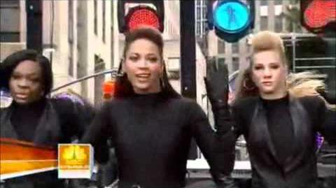 Live Performance by Beyonce Knowles Single Ladies (ft