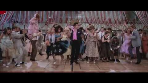 GREASE - Hand Jive ( HD STEREO )