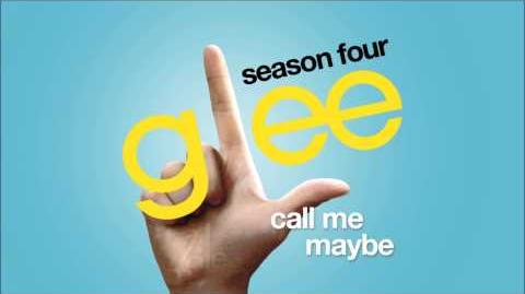 Glee - Call Me Maybe (DOWNLOAD MP3 LYRICS)