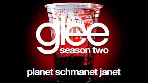 Glee - Planet, Schmanet, Janet (DOWNLOAD MP3 LYRICS)