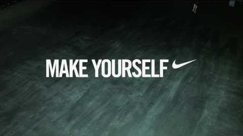 Lea Michele on Nike Training Club