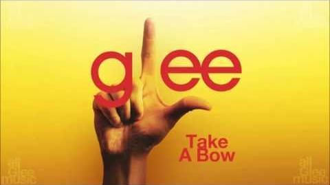 Take A Bow Glee HD FULL STUDIO