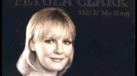 "PETULA CLARK- ""DON'T SLEEP IN THE SUBWAY"" (W LYRICS)"