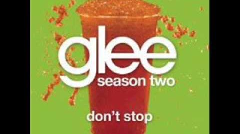 Glee - Don't Stop (Acapella)