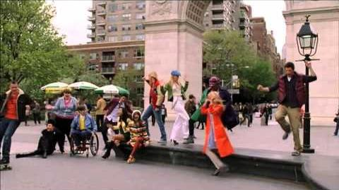 Glee - I Love New York - New York, New York