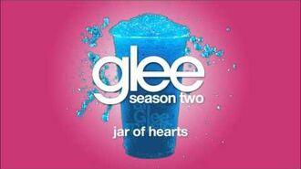 Jar Of Hearts Glee HD FULL STUDIO