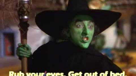 Ding Dong the Wicked Witch is Dead