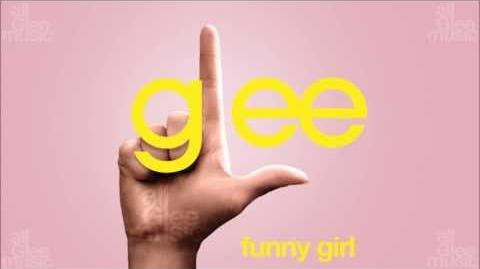 Funny Girl Glee HD FULL STUDIO