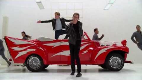 Glee - Grease Lightning (Full Performance)