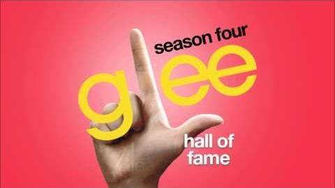 Hall Of Fame Glee HD FULL STUDIO