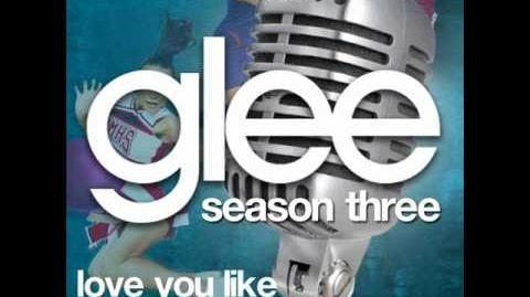 Glee - Love You Like A Love Song (Acapella)