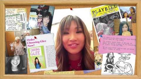 Choosing Glee by Jenna Ushkowitz Book Trailer