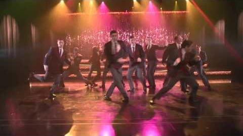 GLEE Full Performance of You Spin Me Round Like a Record from The Hurt Locker, Part 2