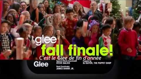 "Glee - Promo 5x08 ""Previously Unaired Christmas"" VOSTFR"