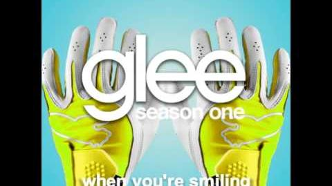 When You're Smiling - Glee Unreleased Song DOWNLOAD LINK