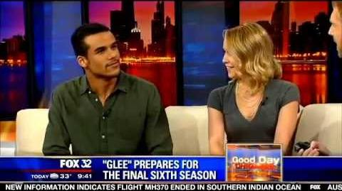 Becca Tobin & Jacob Artist in Good Day Chicago
