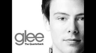 Fire And Rain - Glee Cast - ''The Quarterback'' (Official Full Song)