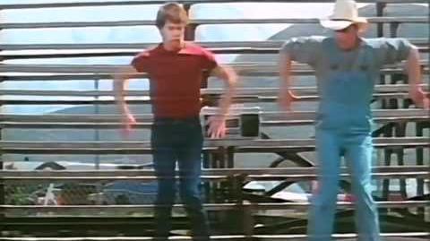 Footloose - Kenny Loggins ( Original Music Video ) HD HQ 1984