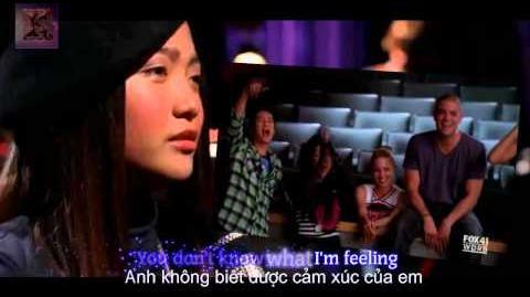 """GLEE - Full Performance of """"Listen"""""""