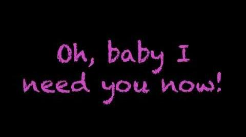 """Need You Now"" (Glee Cast Version) - Lyrics"