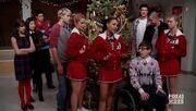 Christmas with Glee club