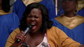 Glee - Bridge Over Troubled Water full performance HD (Official Music Video)