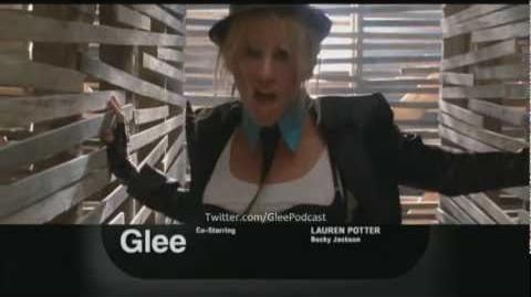 Glee 2x02 Britney Brittany Promo HD 9 28 10