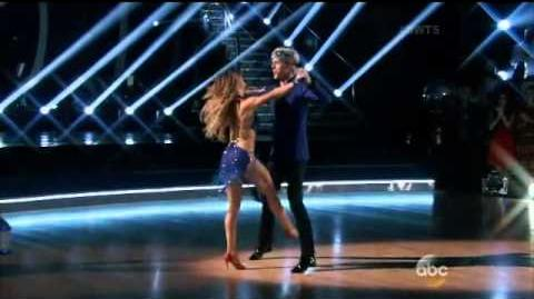 Riker Lynch & Allison Holker-Salsa & Quickstep Fusion (Season 20 Finals)