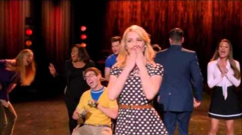 Don't Stop Believin' (100 Episode) - Glee