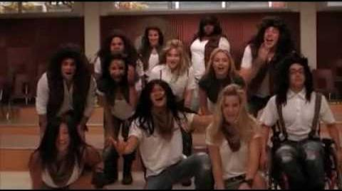 """Glee - """"Hairography Recap airing 11 25!"""