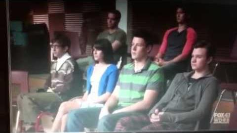 Glee - I Look To You Official Music Video