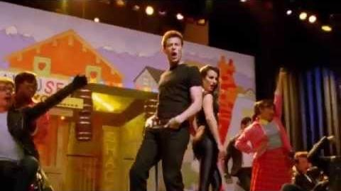 """You're The One That I Want"" - Glee Full Performance"