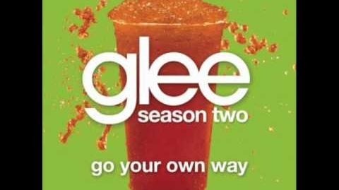 Glee - Go Your Own Way (Acapella)