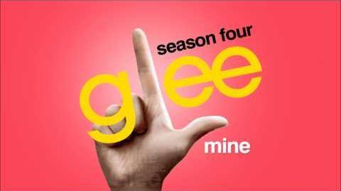 Mine - Glee HD Full Studio